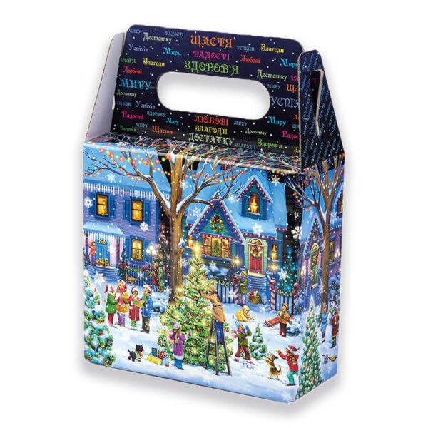 Смачні новорічні набори солодкі